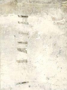 Dorte Boe - 30x40 white marks